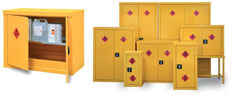 Economy Hazardous Substance Cabinets2